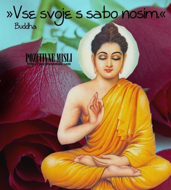 Siddhartha Gautama Buddha - citati pozitivne misli 1