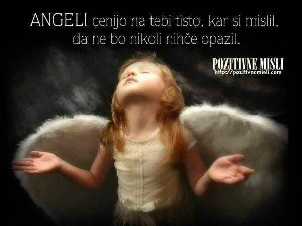 Angeli cenijo
