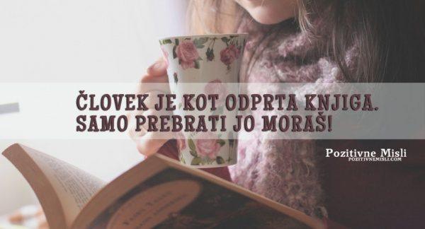 Lepe misli o Knjigi
