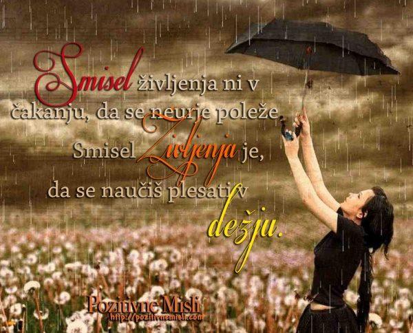 Plešimo po dežju