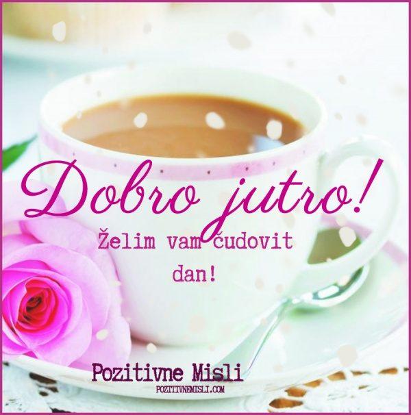 Želim vam čudovit dan